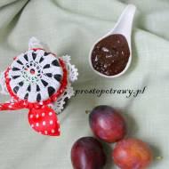Krem śliwkowo-czekoladowy