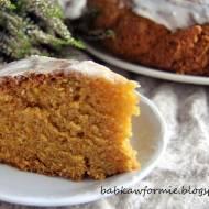ciasto marchewkowe - kuchnia regionalna (Kujawy)