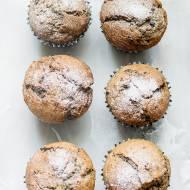 Muffinki bananowo czekoladowe