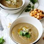 Zupa krem z grzybów