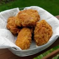 Chrupiące stripsy z kurczaka jak z KFC