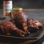 Kurczak w sosie BBQ