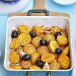 Pieczone ziemniaki z wędzoną papryką