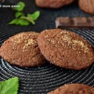 Ciasteczka czekoladowe z cynamonem i chili