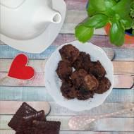 Chrupiące kokosowe kuleczki – deser bez pieczenia