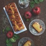 Jabłecznik w keksówce