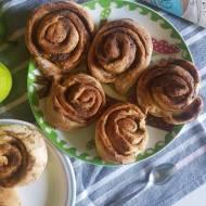 Cinnamon rolls, czyli bułeczki cynamonowe