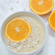 Kremowe Smoothie Pomarańczowe