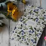 Kalendarz, zielnik, planner 2019