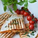 Quesadilla Cordon Bleu – Tortilla z kurczakiem