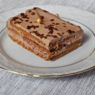 Ciasto kakaowe bez pieczenia