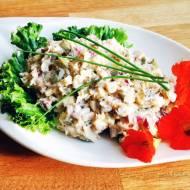 Sałatka z makreli