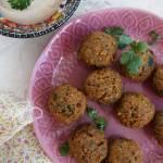 Falafel - wege kuleczki z ciecierzycy