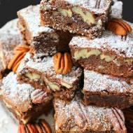 Brownie z Orzechami Pekan (Ciasto Czekoladowe z Pekan)