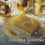 DOMOWA SZARLOTKA