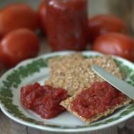 Przecier pomidorowy słodki, konfitura z pomidorów