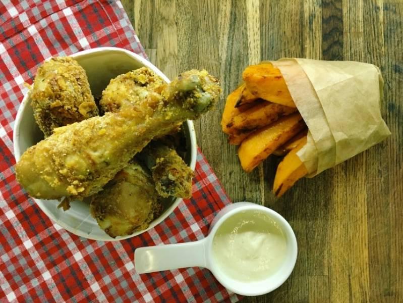 Przepis Na Niedzielny Obiad Kurczak Jak Z Kfc Niedzielny Kucharz