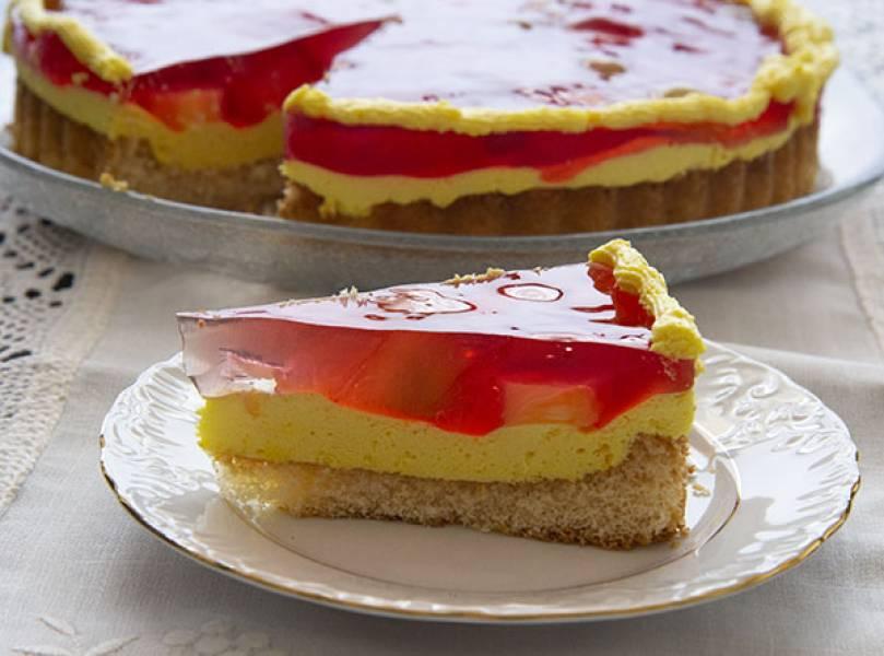 Szybkie ciasto bez pieczenia