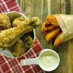 Niedzielny obiad: Kurczak jak z KFC