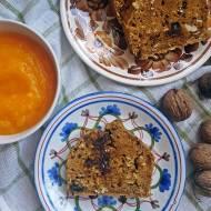 Chlebek daktylowo – dyniowy