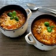 Zupa bolońska