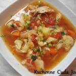 Ciorba - Rumuńska Zupa z Indyka