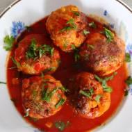 Klopsiki mięsno-warzywne