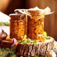 Kurki marynowane w oleju na sposób włoski
