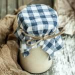 Domowy zakwas  żytni do chleba i na żur