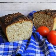 Chleb pszenny na zakwasie żytnim ze słonecznikiem