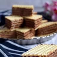 Pischingery z czekoladową masą kajmakową