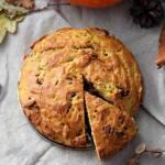 Przepis #179 Dyniowe ciasto - bez laktozy i glutenu