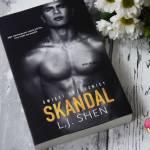 """""""Święci grzesznicy - Skandal"""" L.J. Shen - recenzja"""