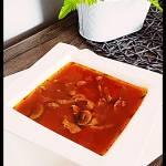 Zupa jesienna- Z sokiem z wyciskarki wolnoobrotowej