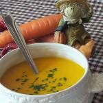 Zupa z dyni - krem