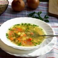 Krupnik - rozgrzewająca zupa na jesień + filmik