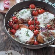 Kurczak z mozzarellą