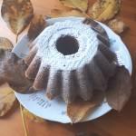 Ciasto z konfiturą różaną, szybkie, bez miksera