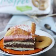 Budyniowe ciasto bez pieczenia z ciasteczkami od Cukry Nyskie