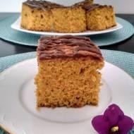 Marchewnik - ciasto marchewkowe.
