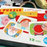 Puzzle Super Buźki, czli coś do układania i oglądania dla najmłodszych - recenzja