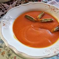 Wegański krem z dyni -smaczna zupa dyniowa