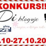 Konkurs - Di bloguje & Dezal Plus - do wygrania wybrana gofrownica