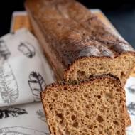 Chleb żytni z melasą