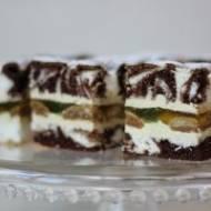 Ciasto puszysta Hrabina