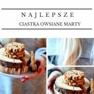 Najlepsze ciastka owsiane Marty