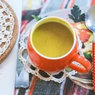 Zupa krem z soczewicy.