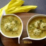Orientalna zupa kalafiorowa