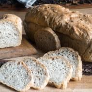 Chleb mieszany na drożdżach.