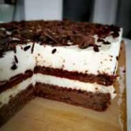 Ciasto 3 BIT wersja mniej słodka ze wskazówkami